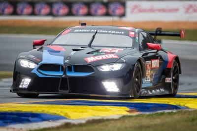 BMW Team RLL Looking To Repeat Winning Performances At WeatherTech Raceway Laguna Seca