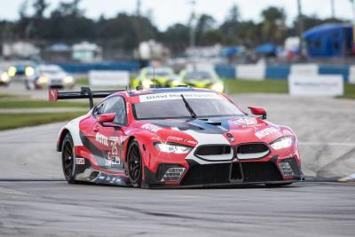 BMW Team RLL Finishes Fourth And Fifth At Cadillac Grand Prix Of Sebring; Turner Motorsport M6 GT3 Scores P3 Finish In GTD
