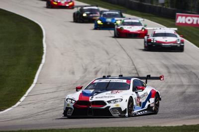BMW Team RLL Ready For Michelin GT Challenge At VIR After Near Miss At Road America
