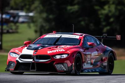 BMW Team RLL Back On Top With Victory And Double-Podium Finish At Tirerack.Com Grand Prix At Michelin Raceway Road Atlanta