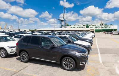 BMW Manufacturing Continues As Largest U.S. Automotive Exporter