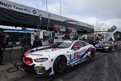 BMW Team RLL Looking To Continue Winning Ways At Weathertech Raceway Laguna Seca