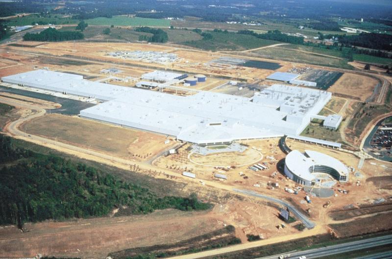 BMW Plant Spartanburg >> Homecoming Bmw Plant Spartanburg Making Final Preparations