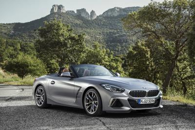 The All-New BMW Z4