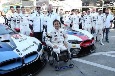 Alessandro Zanardi: 'It Has Been Simply Fantastic All The Way'.