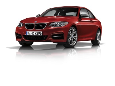 The 2017 BMW 2 Series Coupe And 2017 BMW 3 Series Sedan Earn IIHS 'Top Safety Pick+'