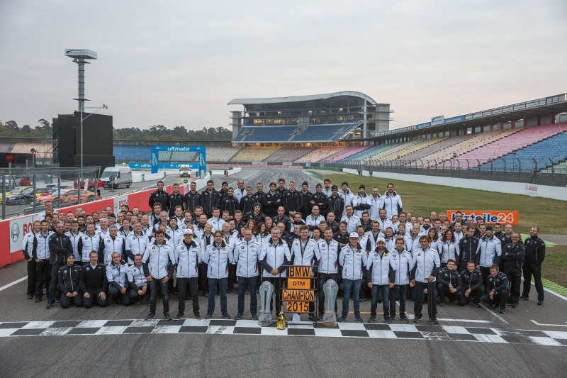 BMW MOTORSPORT ANNOUNCES DETAILS OF ITS 2016 PROGRAMME – CONTINUITY THE KEY FOR DRIVERS AND TEAMS IN THE DTM