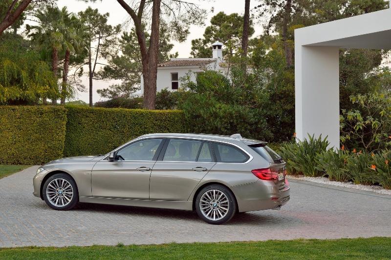 THE NEW BMW SERIES SEDAN AND SPORTS WAGON Conceptcarzcom - Bmw 3 series sport wagon