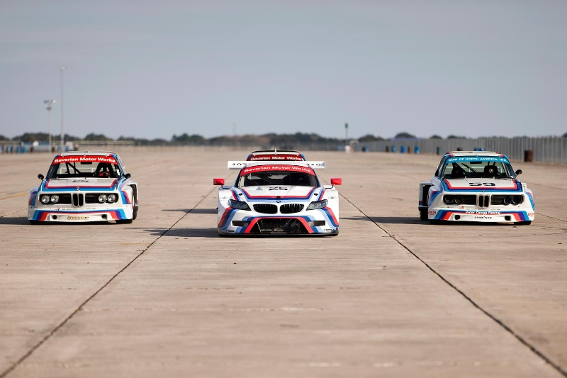BMW UNVEILS TRIBUTE LIVERY FOR 40TH ANNIVERSARY OF FIRST US RACE WIN AT THE 12 HOURS OF SEBRING