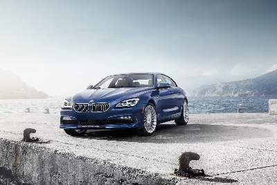 BMW ALPINA B6 xDRIVE GRAN COUPE TO MAKE NORTH AMERICAN DEBUT AT NEW YORK INTERNATIONAL AUTO SHOW