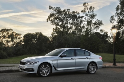 BMW To Showcase iPerformance Family Of Plug-In Hybrid Electric Vehicles At The 2017 New York International Auto Show