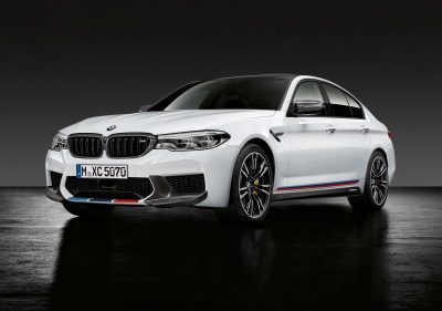 BMW M Performance Parts And Original BMW Accessories At 2017 SEMA Show In Las Vegas
