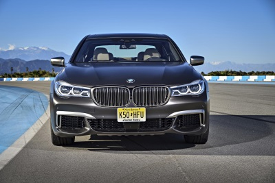 The New BMW M760li xDrive - Captivating Performance And Supreme Comfort Combined