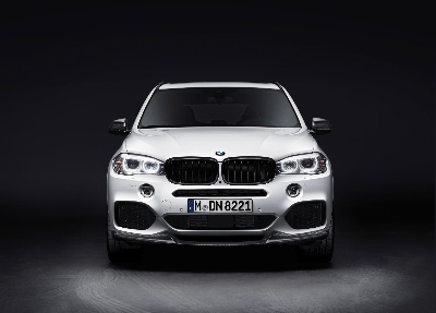 BMW PERFORMANCE PARTS NOW AVAILABLE FOR X5 SPORTS ACTIVITY VEHICLE