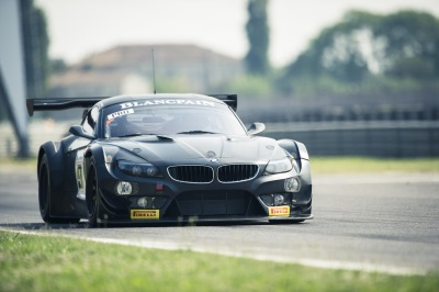 Next step for the 24h Spa 'dream team': Zanardi, Spengler and Glock complete successful roll-out in their modified BMW Z4 GT3