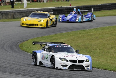 clean fast and efficient bmw z4 gte wins alms northeast grand prix and michelin green x. Black Bedroom Furniture Sets. Home Design Ideas