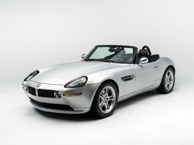 Steve Jobs' BMW Z8 Comes to RM Sotheby's New York 'ICONS' Sale