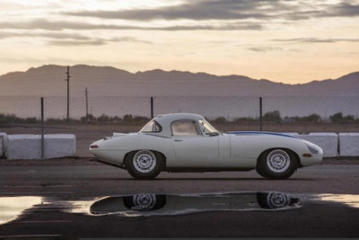 LEGENDARY FACTORY LIGHTWEIGHT COMPETITION E-TYPE HEADS TO SCOTTSDALE