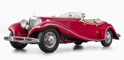 BONHAMS SEE SALE SUCCESS AT CHANTILLY AS TIMELESS GERMAN CLASSICS GO UNDER THE HAMMER