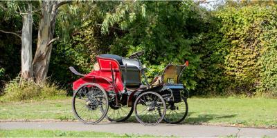 The World's Oldest D.I.Y Motor Car