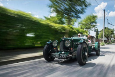 GRAND PALAIS TO HOST 101 YEARS OF MOTORING HISTORY AT BONHAMS OPENING EUROPEAN SALE