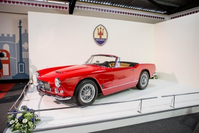 Home-Grown Luxury Marques To Star At Bonhams Inaugural Italian Sale