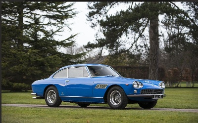 Bonhams to sell the Ferrari that was John Lennon's first car