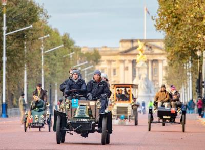 2020 London To Brighton Veteran Car Run Cancelled
