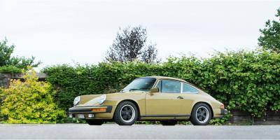 Porsche 911S From Hit TV Show The Bridge Offered For Charity