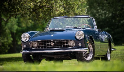 Italian thoroughbreds to feature prominently at Bonhams Quail Lodge auction