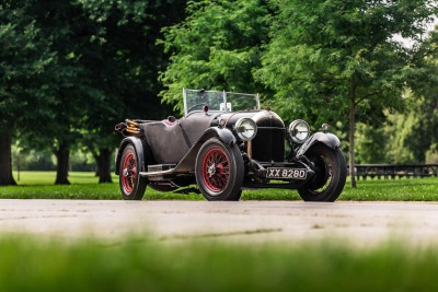 Exquisite Brace Of Vintage Bentleys Joins Bonhams' October Auction In Philadelphia