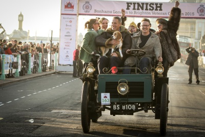 LIVE STREAMING FOR SUNDAY'S BONHAMS VETERAN CAR RUN