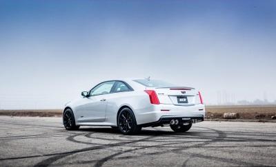 Borla® Announces Axle-Back Exhaust For Cadillac ATS-V