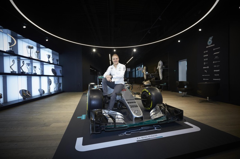 VALTTERI BOTTAS JOINS MERCEDES-AMG PETRONAS MOTORSPORT FOR 2017