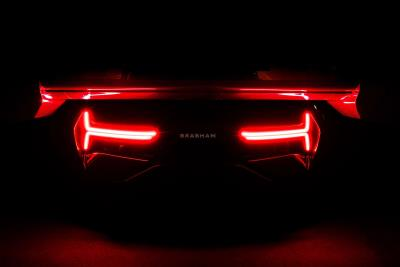 Brabham Releases BT62 Technical Highlights And Teaser Image Ahead Of Reveal
