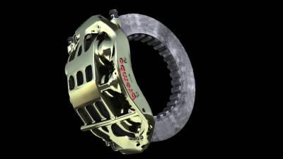 Brembo Innovations For 2020 Formula 1 Championship