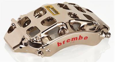 Brembo Brake Facts for Formula 1 Zandvoort