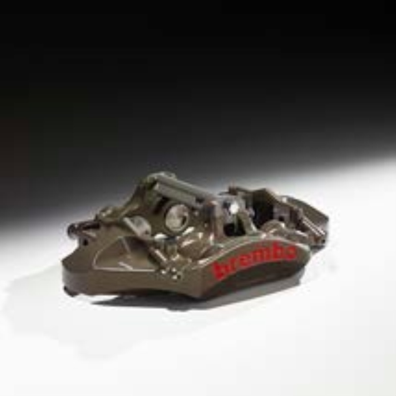 NEW BREMBO GT CALIPER AND PEDAL BOX ASSEMBLY DEBUT AT 2013 PRI SHOW