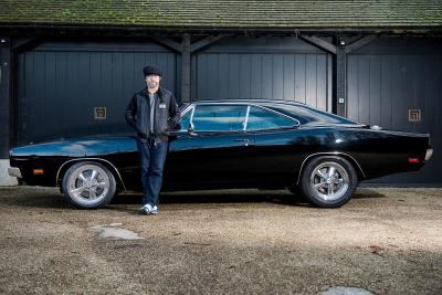 Bruce Willis And Jay Kay Owned Dodge Charger For Sale