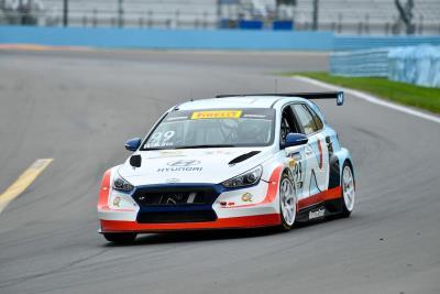 Bryan Herta Autosport Wins TCR Team Championship; Hyundai Scores PWC TCR Manufacturers' Title Sunday