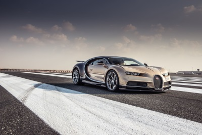 BBC Topgear Magazine Honours Bugatti Chiron As 'Hypercar Of The Year'