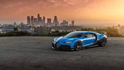 Bugatti Chiron Pur Sport – Start Of The US Roadshow In Los Angeles