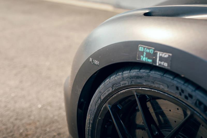 The Technology Of The Bugatti Chiron Pur Sport In Detail