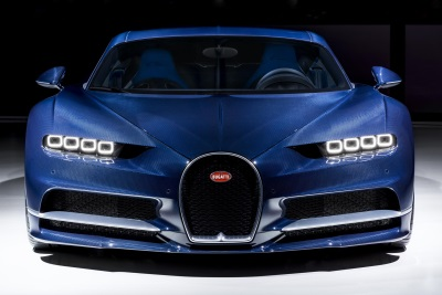 Chiron Reaches Half-Way Point: Bugatti Reports 250Th Order