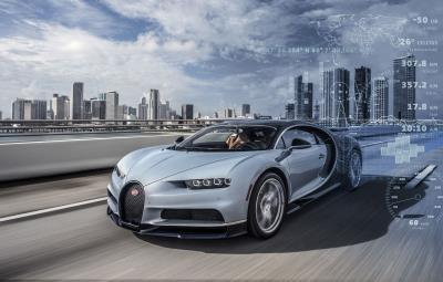 'Connected Car' À La Bugatti: Telemetry For The Most Exclusive Customer Concierge Service In The Automotive World