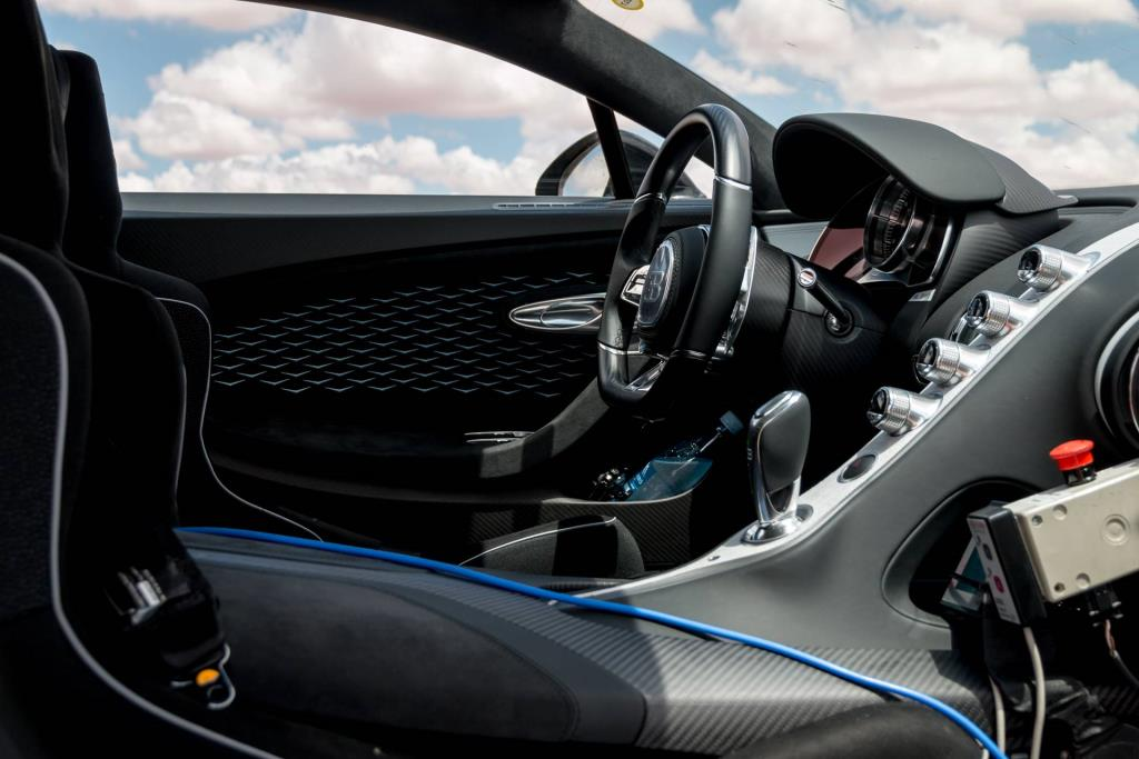 Bugatti Divo – In The Starting Blocks