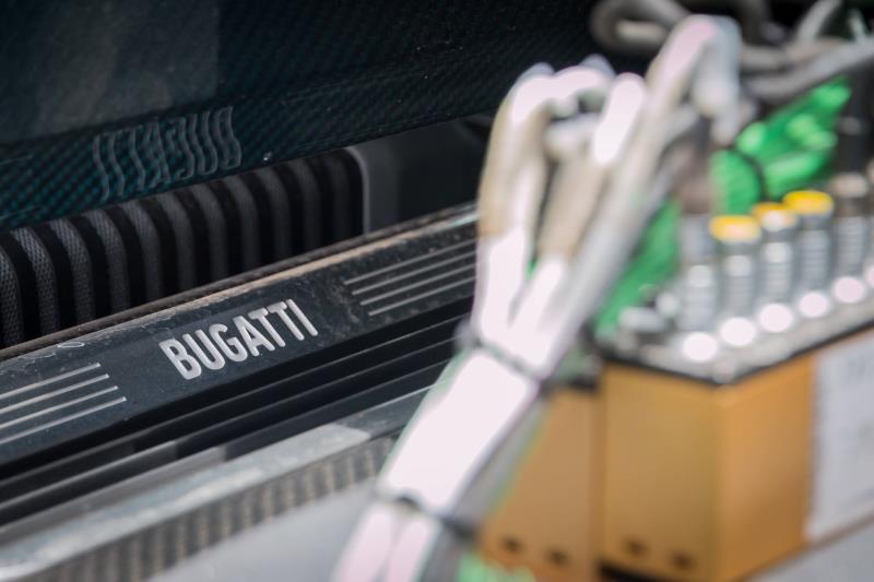 Bugatti Divo – In The Starting Blocks