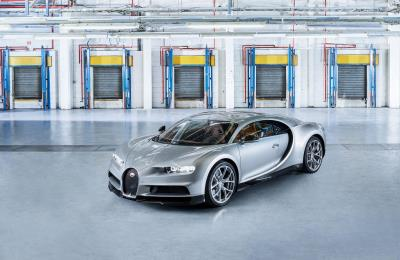 GQ Car Award For The Chiron: 'Not Only Unbelievably Fast But Also An Extremely Elegant, Technically Mature Masterpiece'