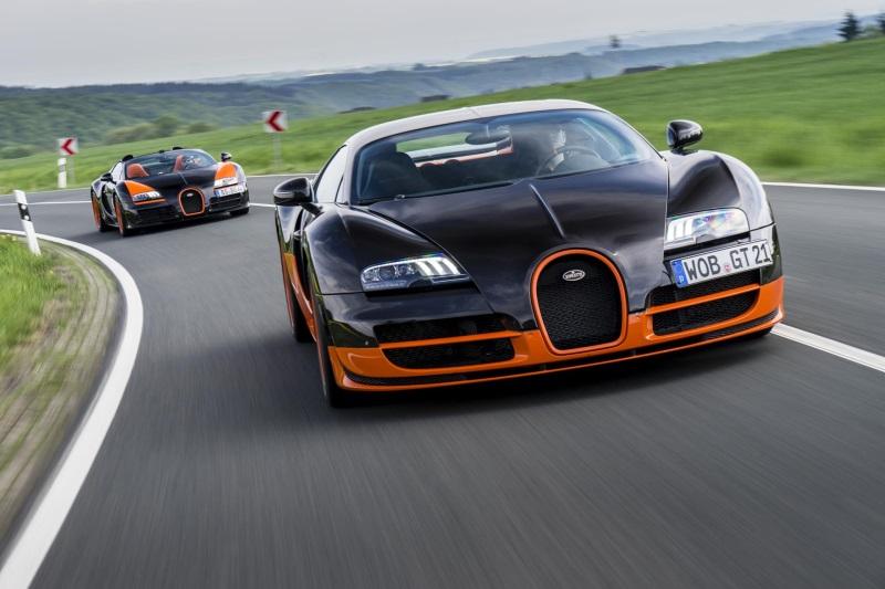 Bugatti Veyron Super Sport Race Car