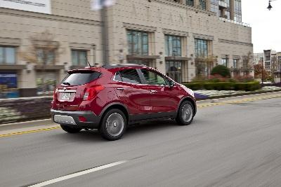 2014 Buick Encore News and Information | conceptcarz.com